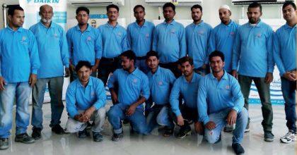 فريق العمل